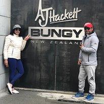 AJ Hackett Bungy New Zealand