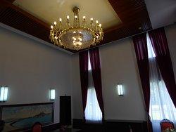 Raumausschnitt aus dem Präsidentenbüro / President Office