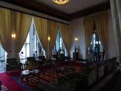 Raumausschnitt vom Empfangssalon des Präsidenten / Presidental Reception Rooms (3)