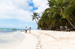 Unique experience, only with Isla Saona Tours.