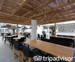 Restaurant at the Kalisti Hotel & Suites