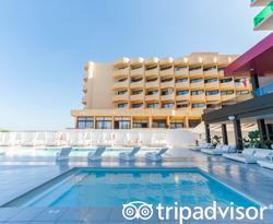 Pool at the Pools at the AxelBeach Ibiza