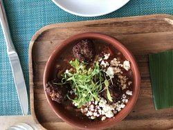 Albondigas - great dish