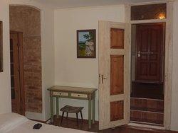 Main Entrance Door and Hallway
