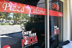 New York Pizza Fleming Island