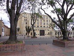 Palacio de Nariño, residencia oficial del Presidente de Colombia