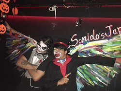 Halloween at Sonidos Bar Roppongi. @sonidos_roppongi