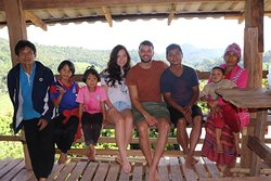 Our guestfamily we stayed with.