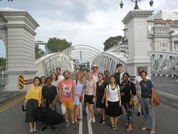 Civic District Free Walking Tour with Tour Guide Colin