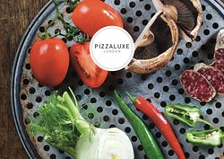 PizzaLuxe uses the finest ingredients