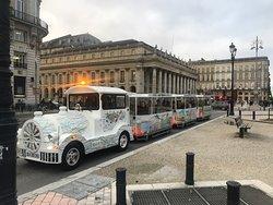 Petit Train Touristique Bordeaux