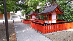 Fushimi Inari Taisha Otabisho
