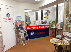 TOUREX Shinjuku Currency Exchange & Tourist Infomation