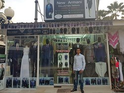 Best tailor in Patong. Great products, great service, not pushy!