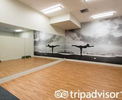 Fitness Center at the Queen Kapiolani Hotel