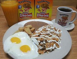 Best Chilaquiles in town !