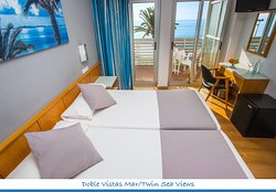 Doble Vistas Mar / Twin Sea Views