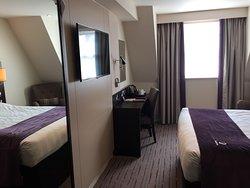 Premier Inn Bridlington Bedroom