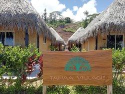 Tahaa Village