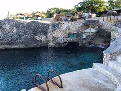 Swimming area