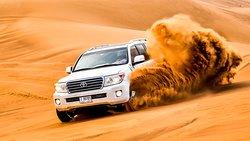 Morning Desert Safari in Dubai Desert