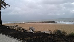 Another view of Praia da Quarteria