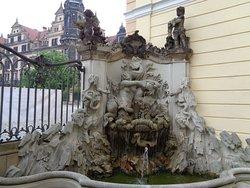 Najadenbrunnen I und II