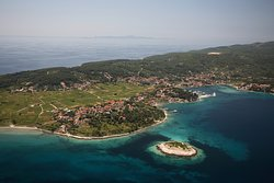 Lumbarda, island Korčula, Dalmatia, Croatia