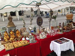 Flohmarkt Burkliplatz
