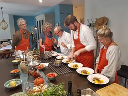 Atelier de Cuisine Gastronomique Jean Marc Villard