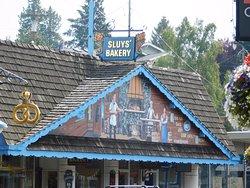 Sluys Poulsbo Bakery in Poulsbo, WA.