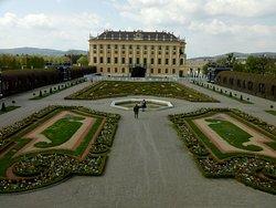 Orangery at Schoenbrunn Palace
