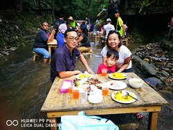 Eating in the Nature