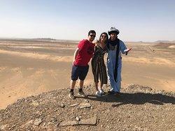 Mohamed, the best guide!