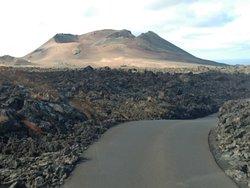 Fascinante ruta de los volcanes
