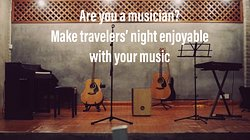 Sing up for playing at our bar