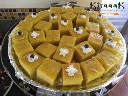 Lunch Buffet Special - Mysorepak