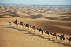 4 dias desde Marrakech al desierto de Merzouga