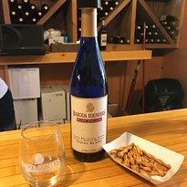 Baroda Founders Wine Cellar
