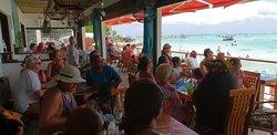 Bora Bora Beach Club and Restaurant