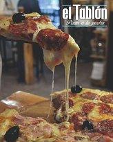 El Tablon Pizza a la piedra