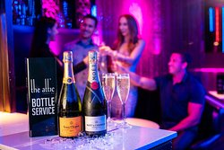 The Attic Lounge Bar and Club Bottle Service