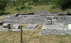Αρχαιολογικός χώρος Δωδώνης .  Η Ιερά Οικεία .
