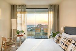Vibe partial sea view Room