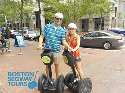 #Boston - the perfect #city for a #Segway #Tour, & the perfect way to spend time with a loved one! 😍 www.bostonsegwaytours.net