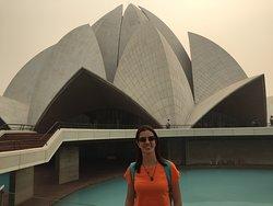 Deli - templo de lotus