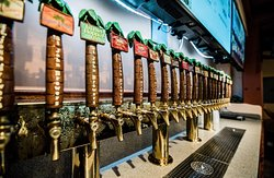 Many St John Brewers beers to choose from!