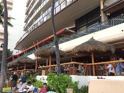 Duke's on Waikiki