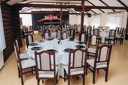 Банкетний зал для 120 гостей