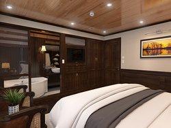 La Regina Royal suite